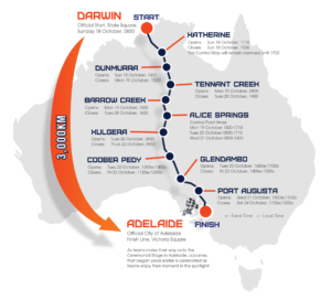 World_Solar_Challenge_Route_Map_2015